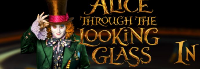 Alice Through The Looking Glass – Symphony Campaign